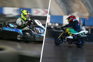 Mini Motos & Indoor Go Karting