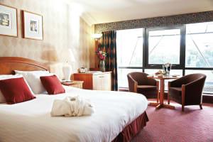 Copthorne - doube bedroom