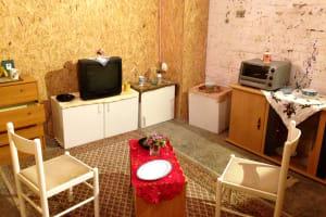 Crashroom - interior crash room