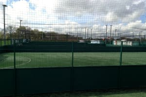 Goals Norwich - outdoor astro pitch