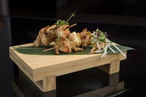 Bottomless Prosecco & Pan-Asian Meal Nuvo Bar - Birmingham
