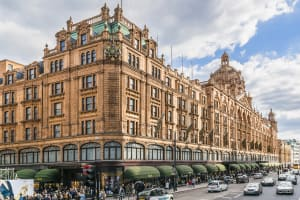 London's department stores
