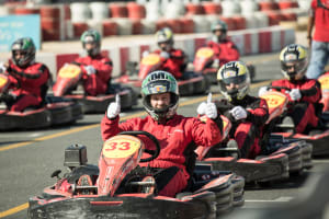 Outdoor  Karting & Transfers