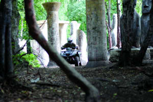 Quad Safari, NPF Bassets Pole