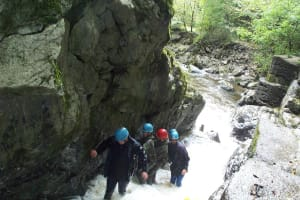 Gorge Scrambling