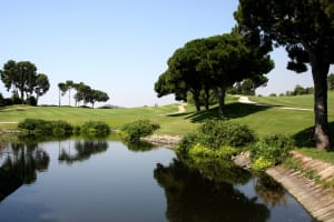 18 Holes at Club de Golf Llavaneras