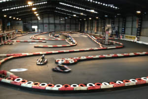 teamsport karting leeds - track