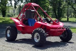 Honda Pilot FL400R Off road kart