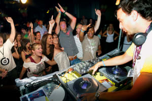 DJ Masterclass