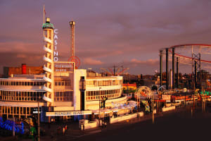 Blackpool Pleasure Beach - Blackpool