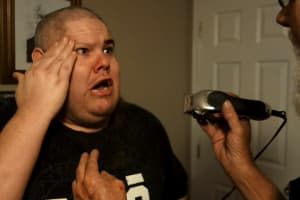 Stag prank - Eyebrow