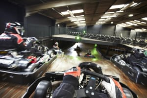 Indoor Go Karting - Open Endurance Race