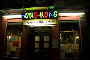 Hong Kong Hotel Bar