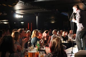 Comedy Night & Club at Komedia Comedy Bath