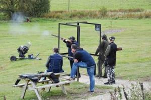 Yorkgate gun club - shooting range