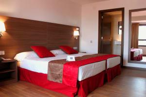 Hotel Auto Hogar - Bedroom