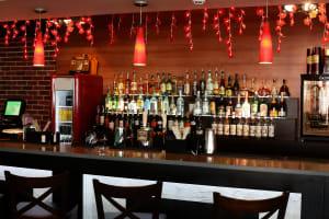 inside pub
