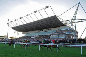 Kempton Park Racecourse - racecourse