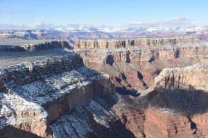 Grand Canyon View, Helicopter Papillon