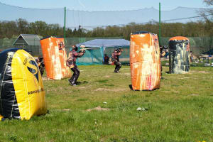 Outdoor Paintball - 100 Balls