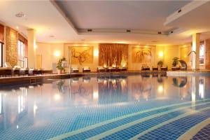 Son Caliu Spa - Swimming pool