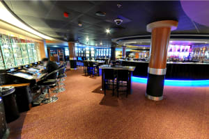 Grosvenor Casino - Portsmouth - interior of venue