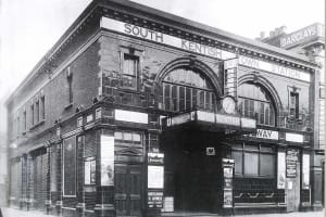 The Ghost Tube Station