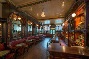 Bennets Bar - Best Pubs In Edinburgh