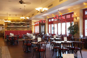 Cafe Rouge - London Hay's Galleria