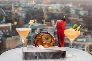 Cloud 23 Cocktails