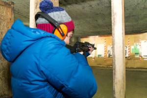 AK-47 & SMG Shooting