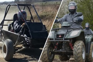 Off Road Buggies & Quad Bike Safari