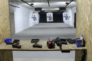 Hiuz Shooting Range