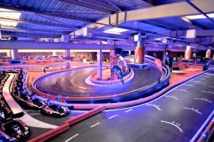 Carlos Sainz Centre - indoor track