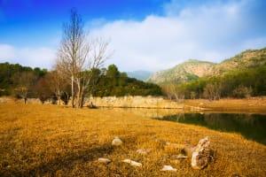 Catalan mountain