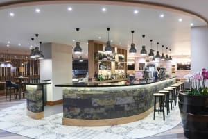 Mercure Cardiff - Bar2