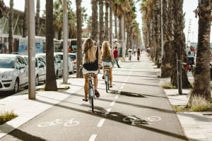 Bike Tour - Barcelona: the highlights