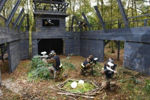 Delta Force Paintball - South West London