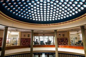 Royal Maritime club - lobby
