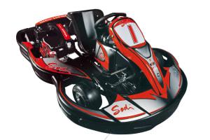 Sodi RX7 Kart cut out