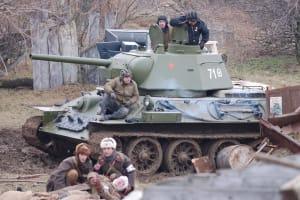 Armoured Tank Ride