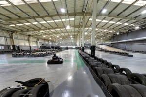 Team Sport Go Karting - Nottingham - Indoor circuit