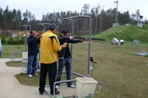 Riga Shooting Centre - Shooting range