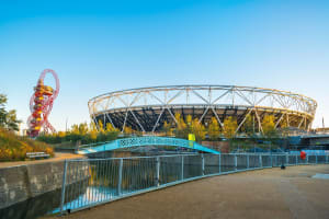 **editorial** Olympic Stadium London