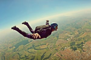 28 Jaw Dropping Skydives