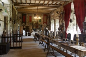 10 Most Haunted Wedding Venues