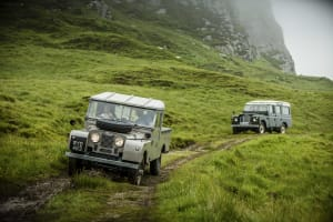 4x4 Perthshire Off Road Driving