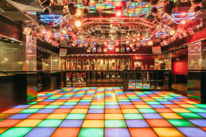 Pryzm Nightclub Brighton - Dance floor