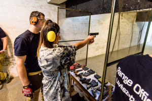 Pistol Shooting Plus Package