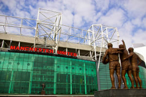 Old Trafford - outside stadium